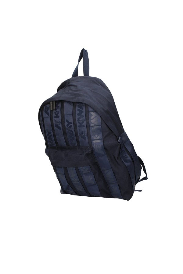 K-WAY Backpacks BLUE