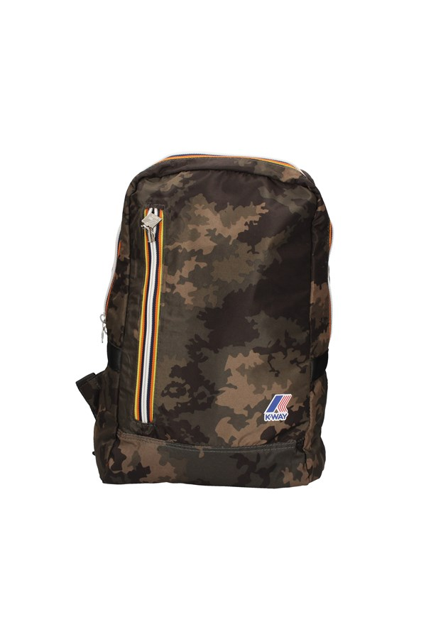 K-WAY BACKPACK MILITARY