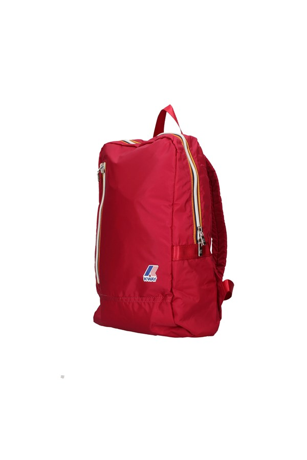 K-WAY BACKPACK RED