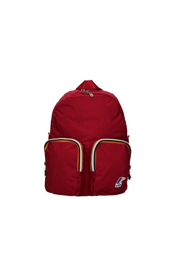 K-WAY Backpacks FUCHSIA