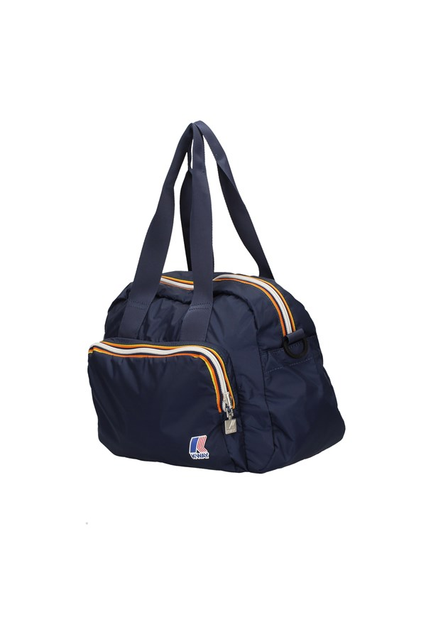 K-WAY HANDBAG BLUE
