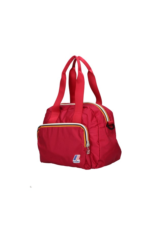 K-WAY Shoulder straps & Messenger RED