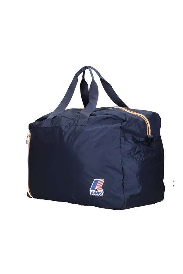 K-WAY BAG BLUE