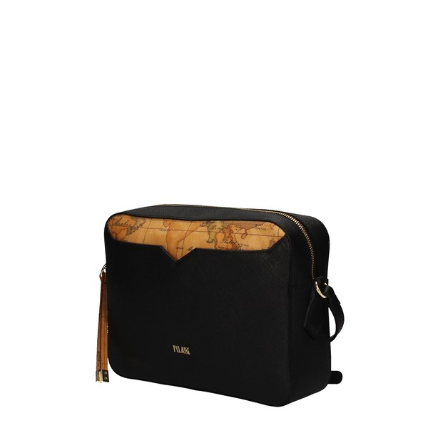 ALVIERO MARTINI Shoulder Bags BLACK