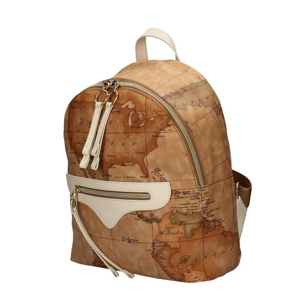 ALVIERO MARTINI BACKPACK WHITE