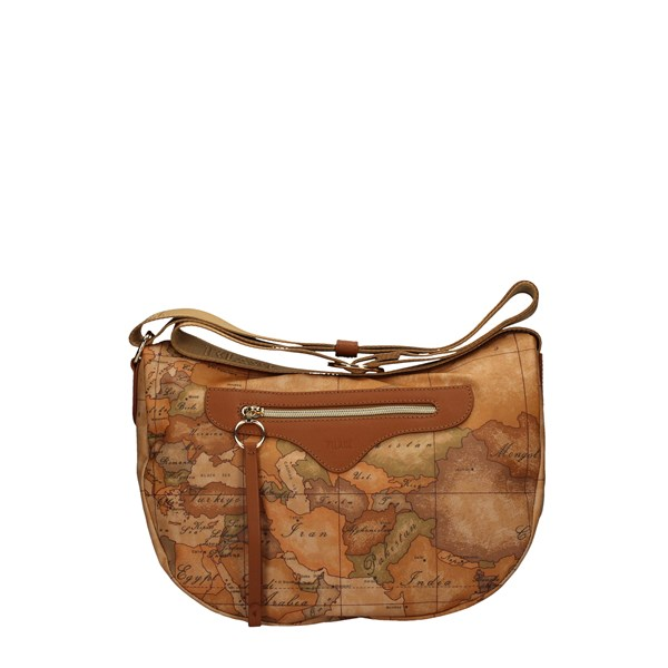 ALVIERO MARTINI SHOULDER BAG HAZELNUT