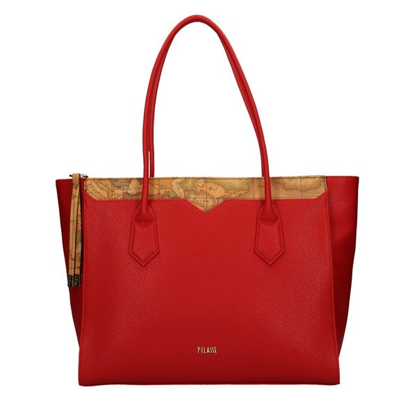 ALVIERO MARTINI SHOPPER RED