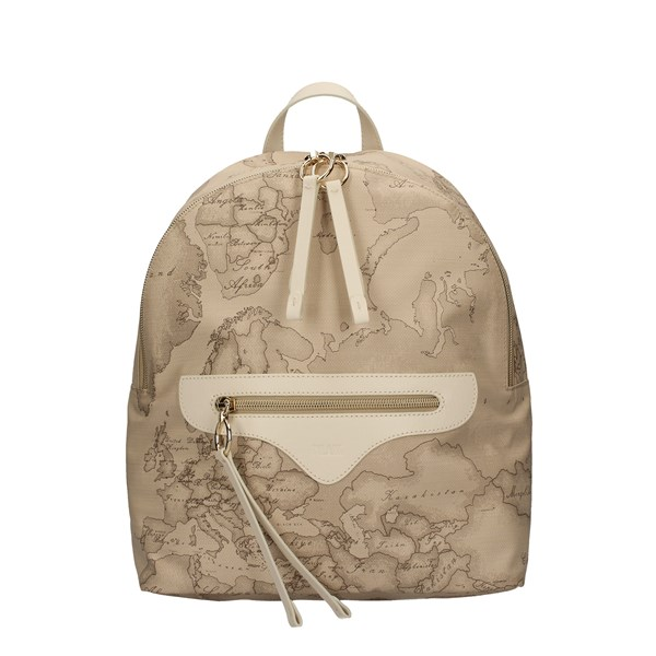ALVIERO MARTINI BACKPACK RAFFIA