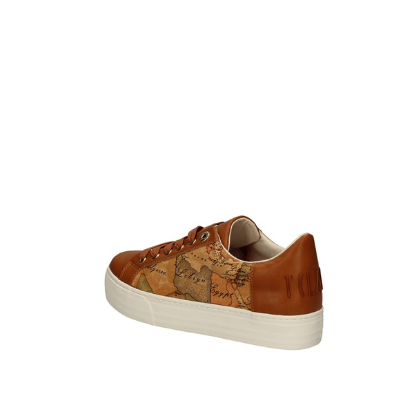 ALVIERO MARTINI SNEAKERS NATURAL