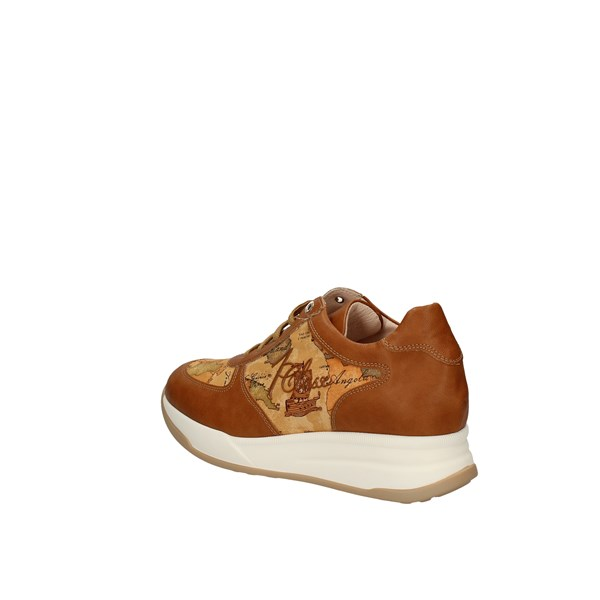 ALVIERO MARTINI SNEAKERS LEATHER