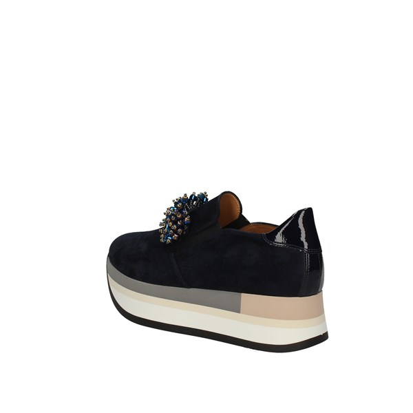 MARGOT LOI Slip on BLUE