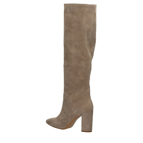 MARLENA  Under the knee TAUPE