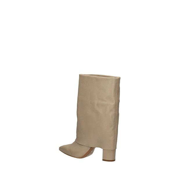 MARLENA  Under the knee BEIGE