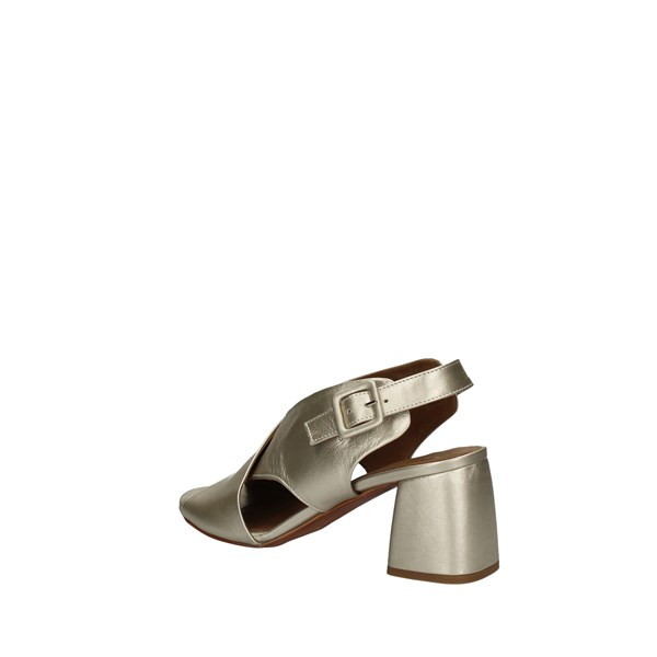 MELLUSO SANDALS PLATINUM