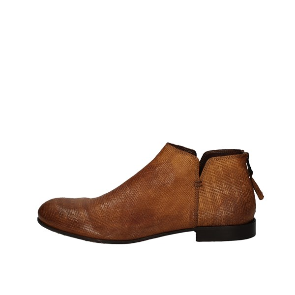 PAWELK'S boots LEATHER