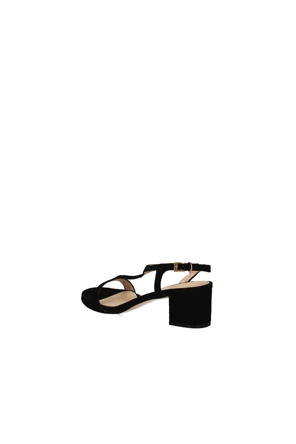 CAMPANILE With heel BLACK