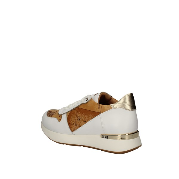 ALVIERO MARTINI SNEAKERS WHITE