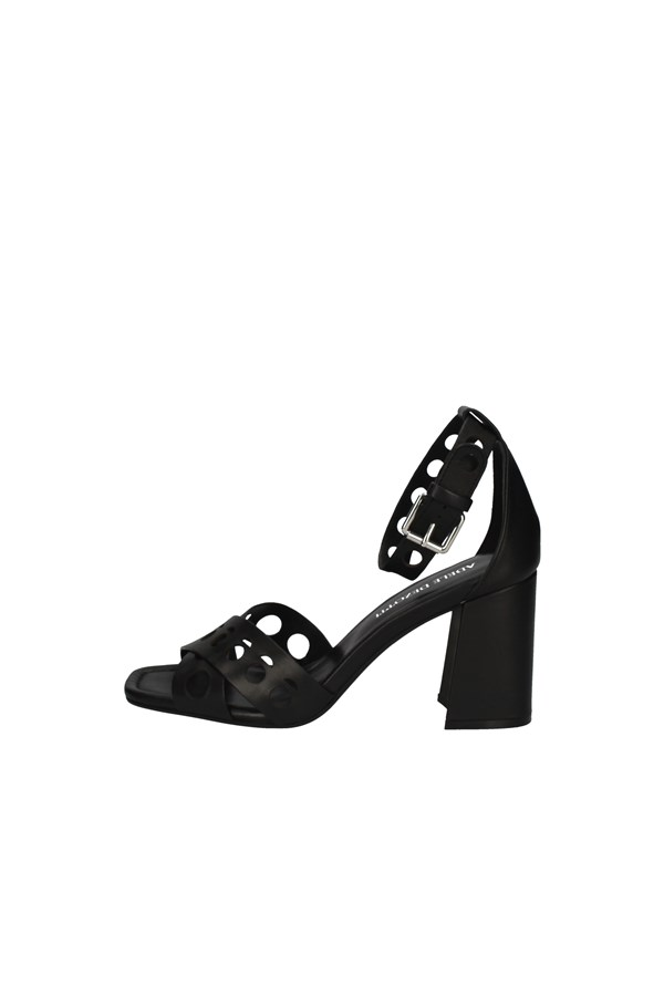 ADELE DEZOTTI With heel BLACK