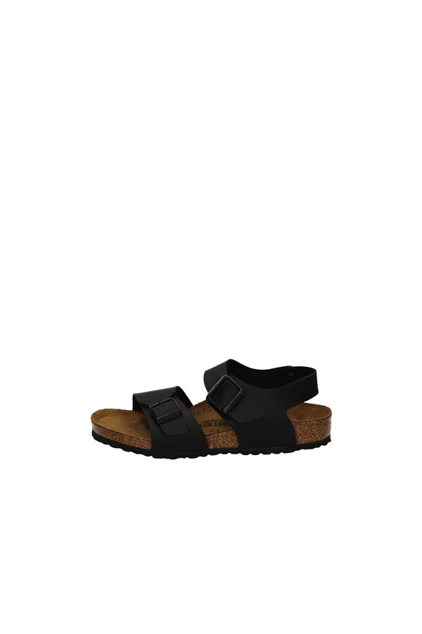 BIRKENSTOCK Low BLACK