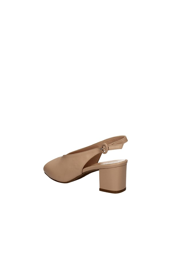 SOFFICE SOGNO With heel NUDE