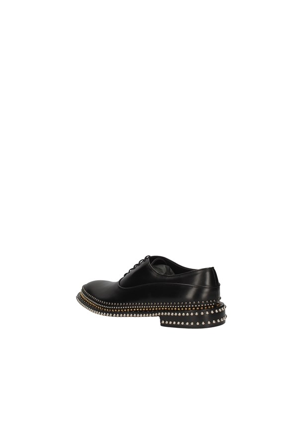 LOUIS LEEMAN LACED BLACK