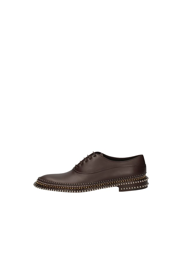 LOUIS LEEMAN Derby BROWN