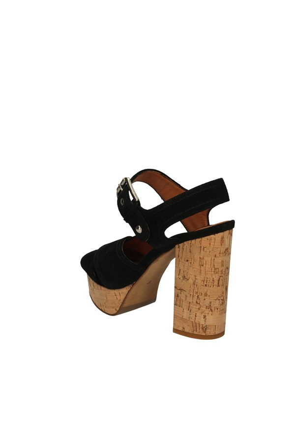 BRIAN CRESS With heel BLACK