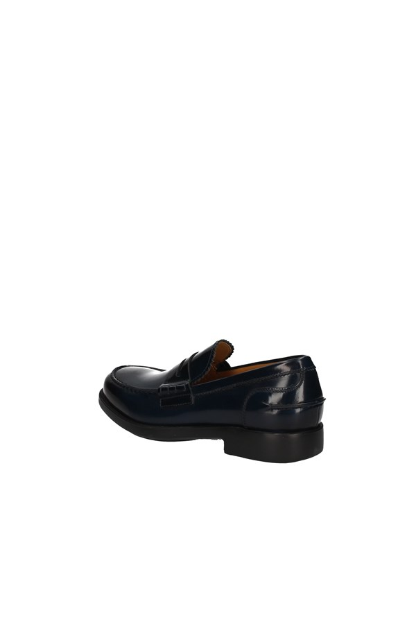 BRIAN CRESS Loafers BLUE