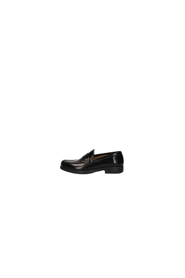 BRIAN CRESSLow shoes  Loafers X79 BLACK
