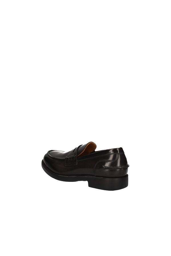 BRIAN CRESS Loafers BLACK