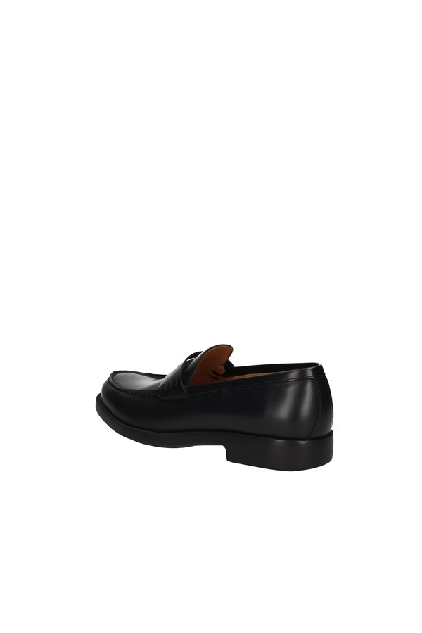 BRIAN CRESS Loafers DARK BLUE