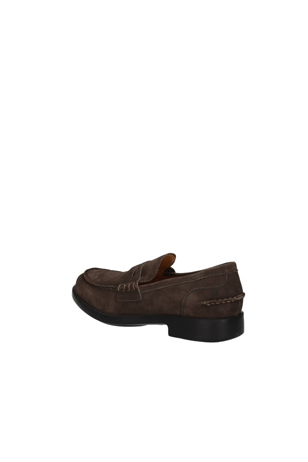 BRIAN CRESS Loafers GREY