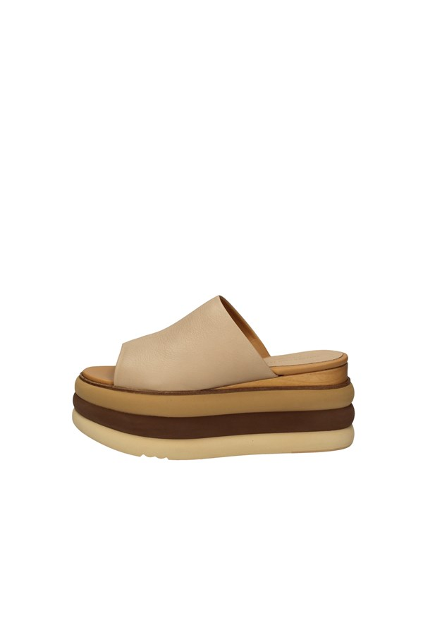 PALOMA BARCELO' With wedge BEIGE