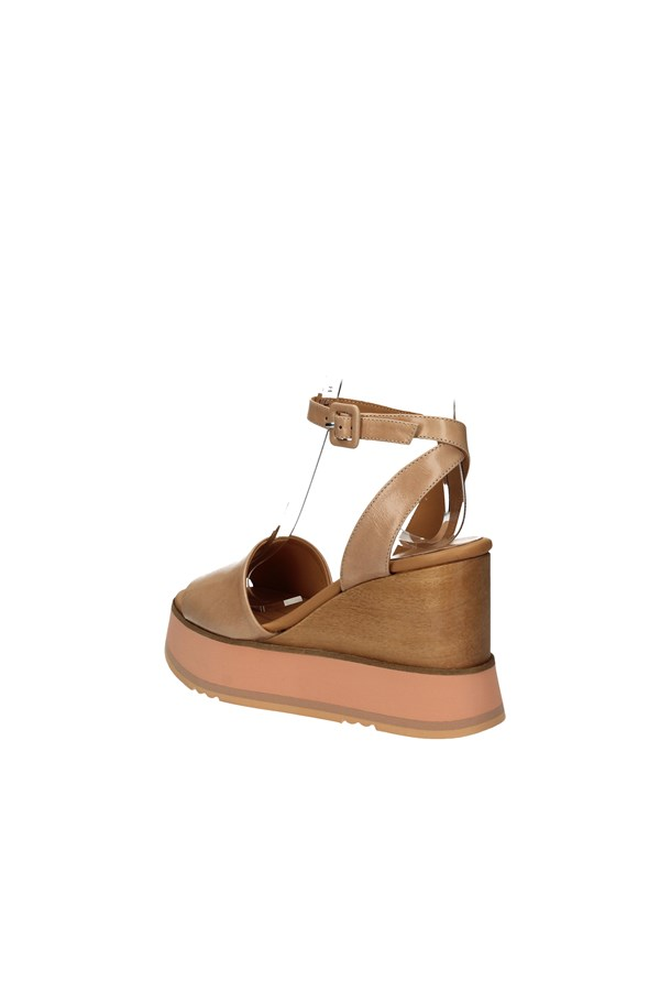 PALOMA BARCELO' WEDGES NUDE