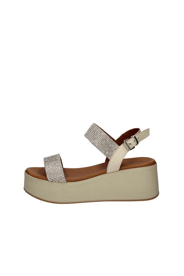 INUOVOSandals   With wedge 602005 ICE