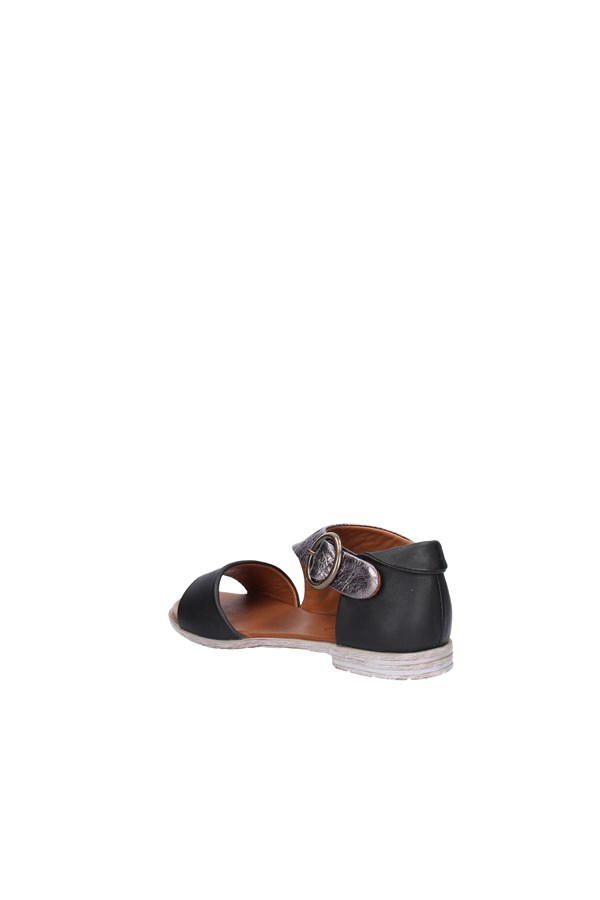 BUENO SHOES SANDALS BLACK