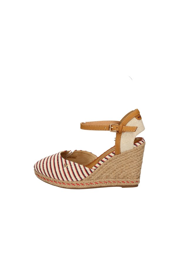 WRANGLER  WEDGES WL01510A MULTICOLOR