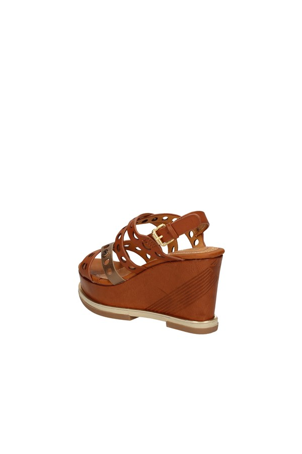 WRANGLER With wedge COGNAC