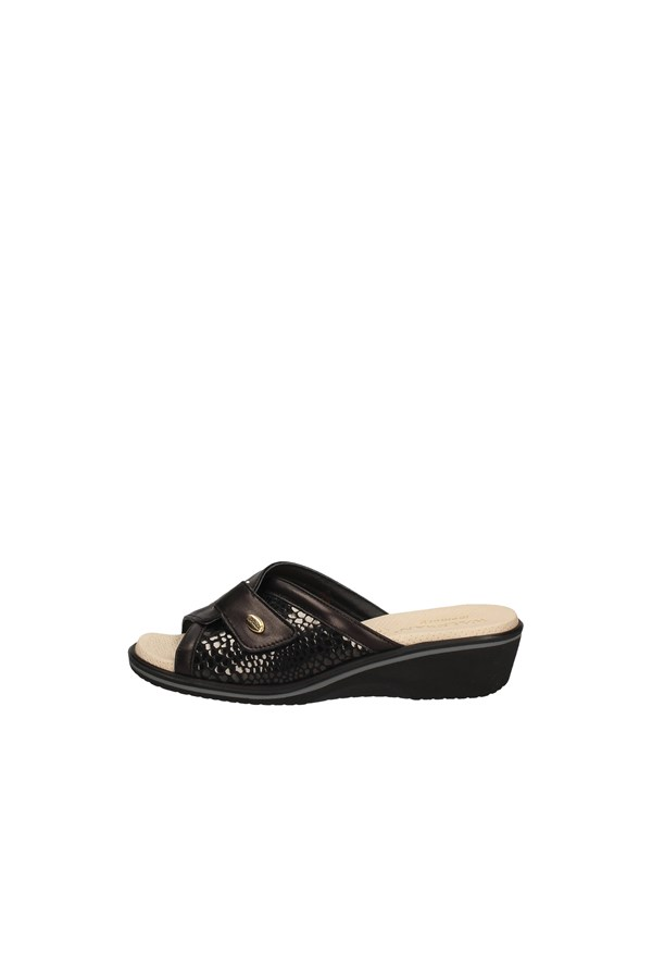 SUSIMODA SLIPPER BLACK