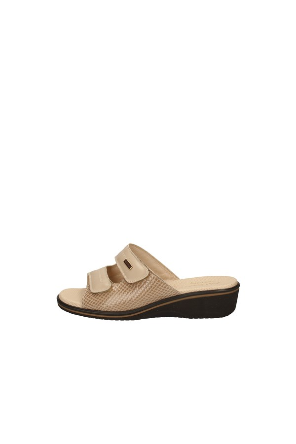 SUSIMODALow shoes  Ciabatta 1530/14 BEIGE