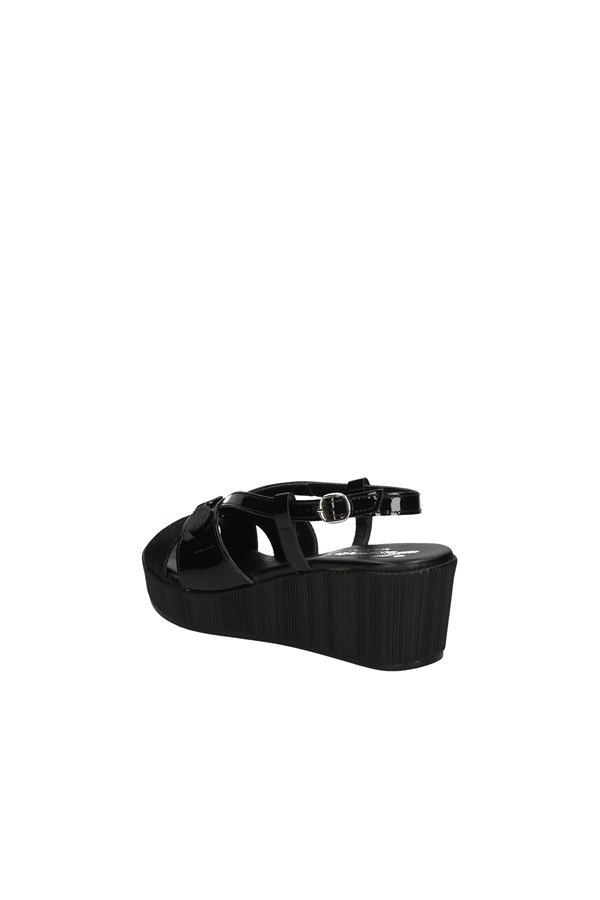 SUSIMODA  With wedge BLACK