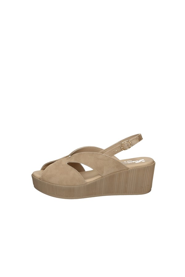 SUSIMODA  With wedge BEIGE