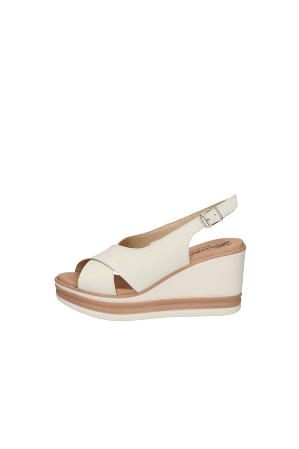 SUSIMODA  With wedge WHITE