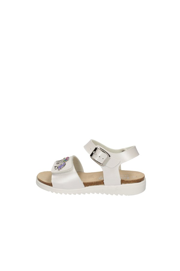 LELLI KELLY SANDALS PEARL WHITE