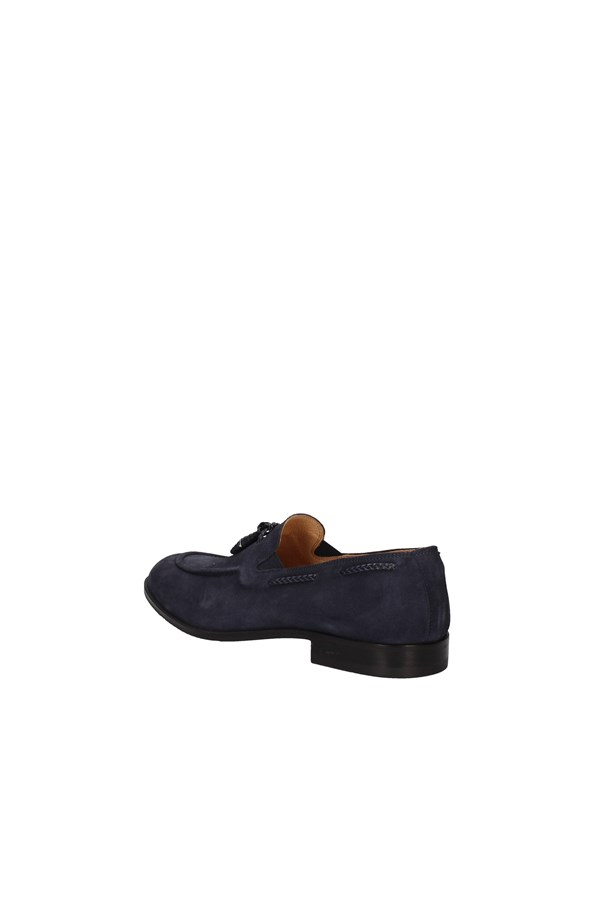 EXTON Loafers NAVY