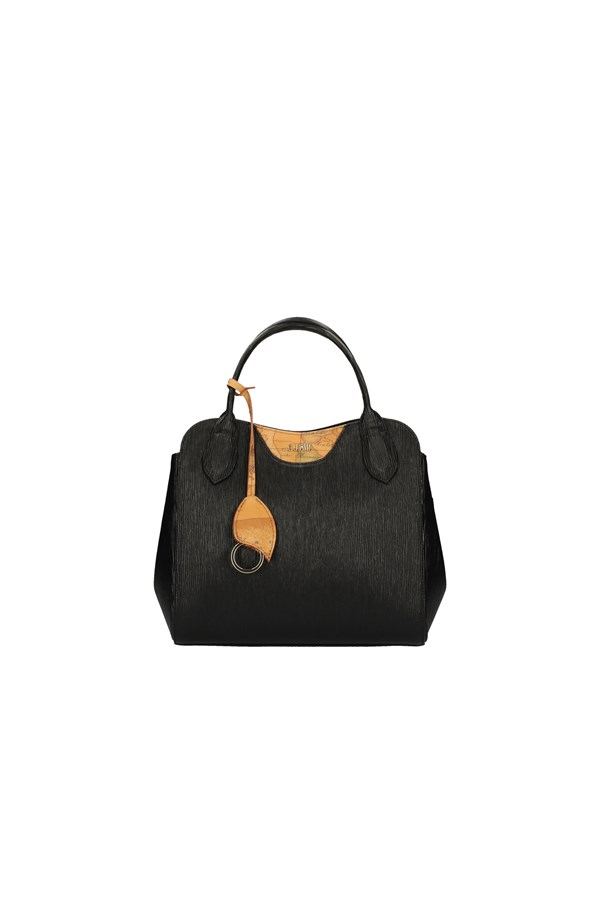 ALVIERO MARTINI HANDBAG BLACK