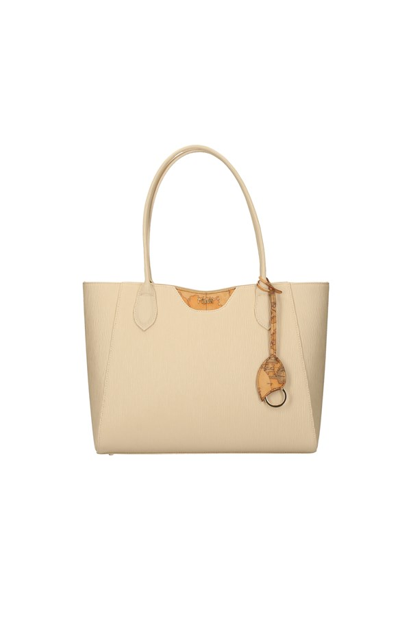 ALVIERO MARTINI SHOPPER VANILLA