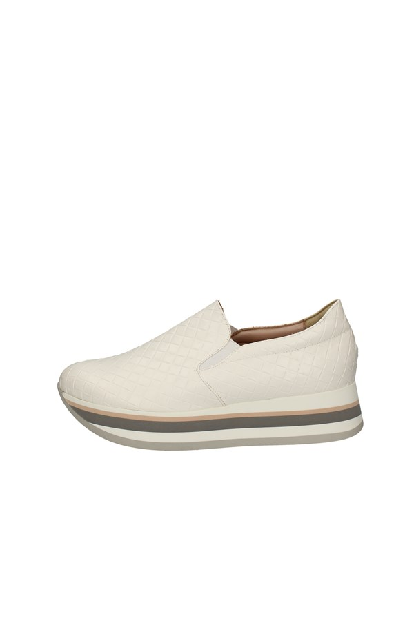 LUNI Slip on WHITE