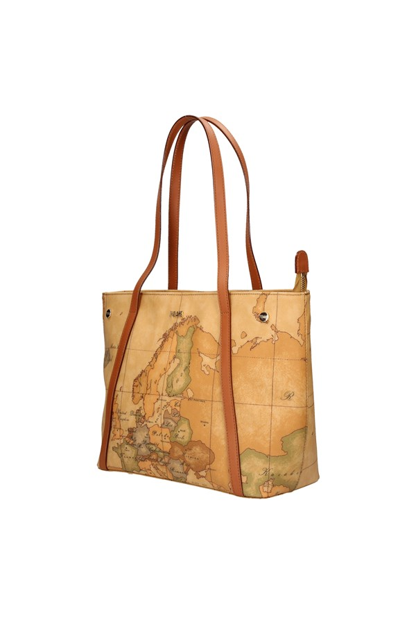 ALVIERO MARTINI SHOPPER NATURAL