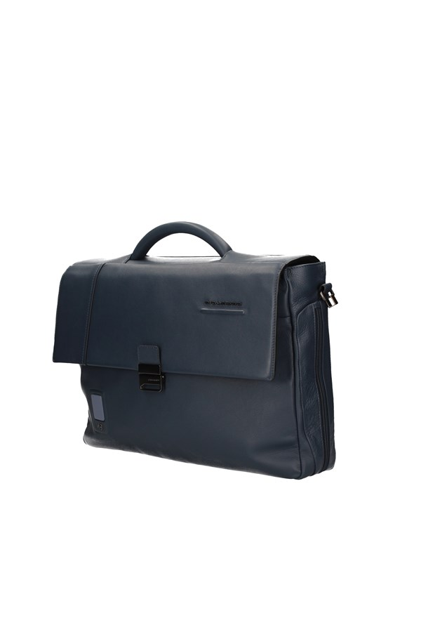 PIQUADRO Business Bags BLUE